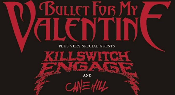 Bullet For My Valentine Killswitch Engage Ancienne Belgique