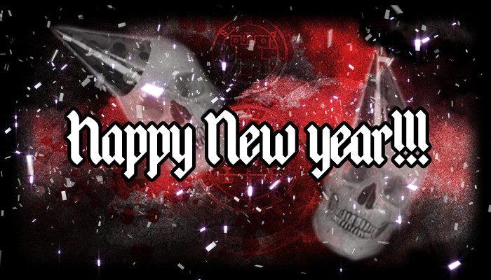 New Year Fucking 76