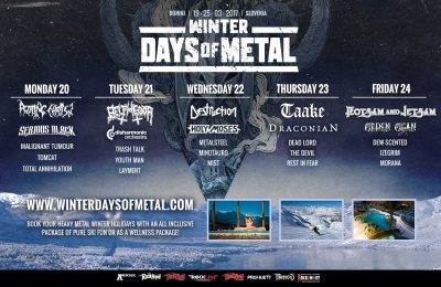Winter Days of Metal