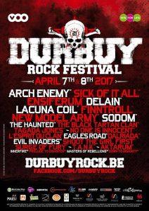 Durbuy Rock Festival 2017