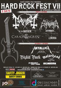 Hard Rock Fest Avelgem VII