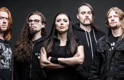 Unleash the Archers band photo