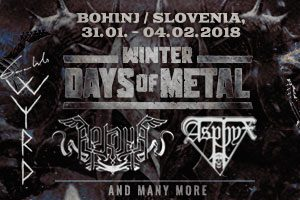 Winter Days of Metal 2018