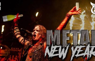 Metal New Year at Asgaard