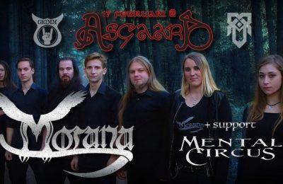 Morana and Mental Circus at Asgaard
