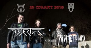 Objector and Promethium live at Asgaard