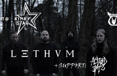 Lethvm and Altered State live at Kinky Star