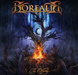 Borealis cover power metal
