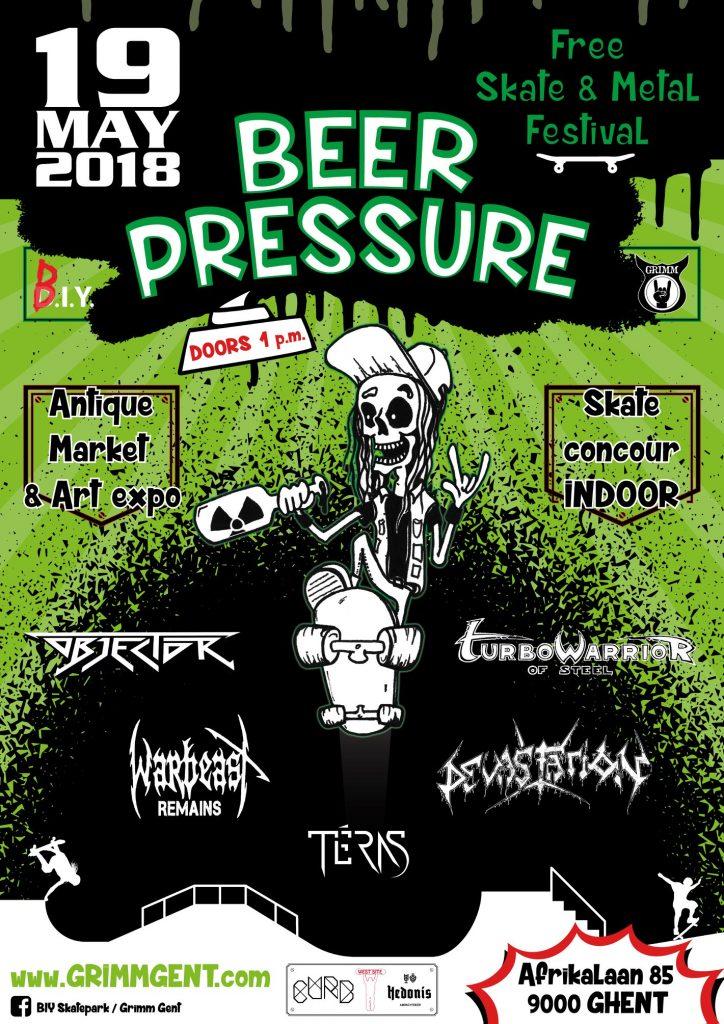 Beer Pressure poster