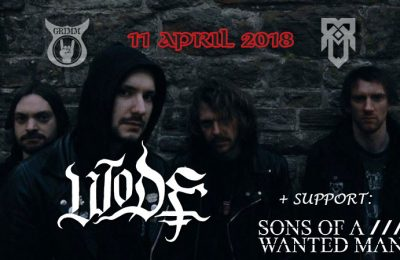 WODE and Sons of A Wanted Man live at Asgaard