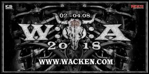 Wacken Open Air 2018