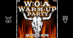 Wacken Warm-Up Party 2018