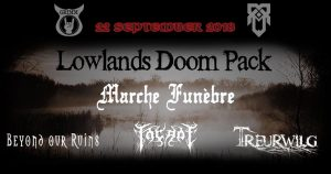 Lowlands Doom Pack at Jeugdhuis Asgaard