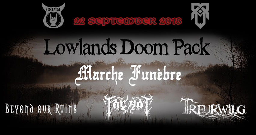 Lowlands Doom Pack at Jeugdhuis Asgaard