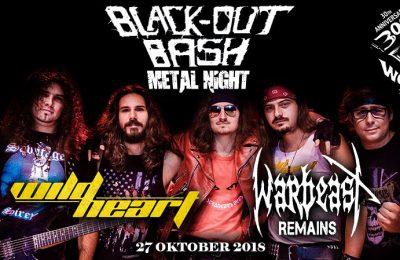 Black-Out Bash Metal Night 2018