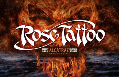 Rose Tattoo at Alcatraz 2019