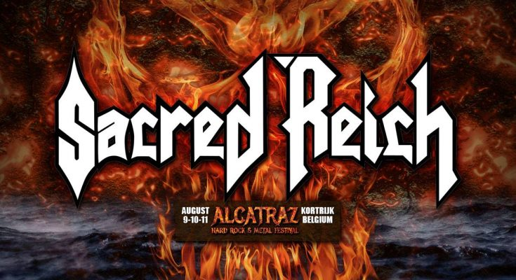 Sacred Reich at Alcatraz 2019
