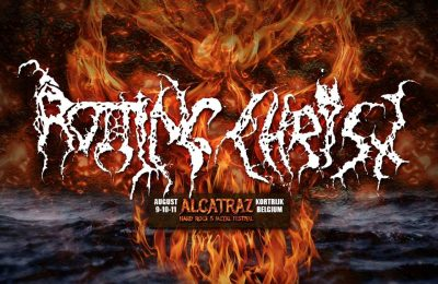 Rotting Christ on Alcatraz 2019!