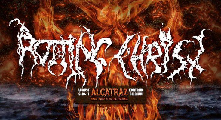 Rotting Christ on Alcatraz 2019!