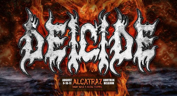 Deicide on Alcatraz 2019
