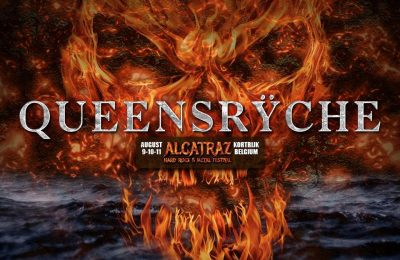 Queensryche at Alcatraz 2019!