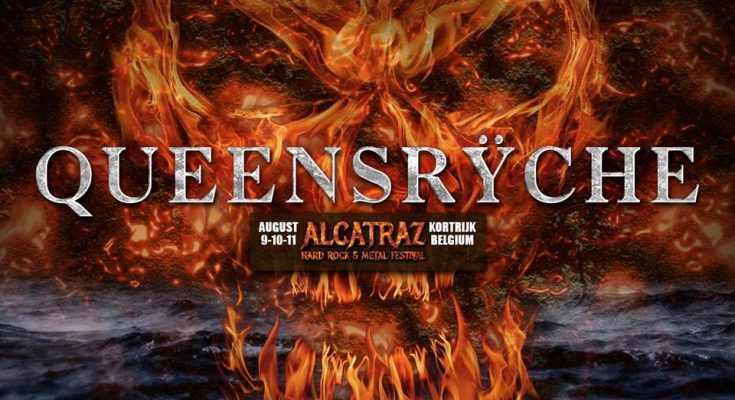 Queensryche at Alcatraz 2019!