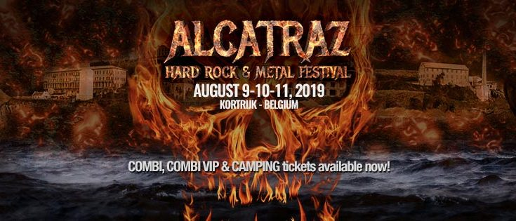 Ticketsale for Alcatraz 2019 has begun!