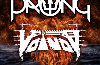 Prong and Voivod at Alcatraz 2019!
