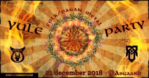 Yule (Folk and Pagan Metal) Party at Asgaard
