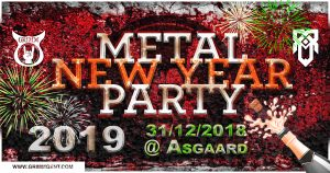 Metal New Year at Asgaard 2018-2019