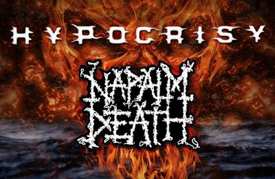 Hypocrisy and Napalm Death at Alcatraz 2019!