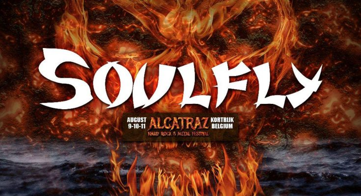 Soulfly at Alcatraz 2019!