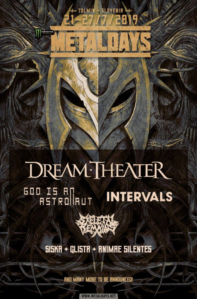 New band announcement for MetalDays 2019!