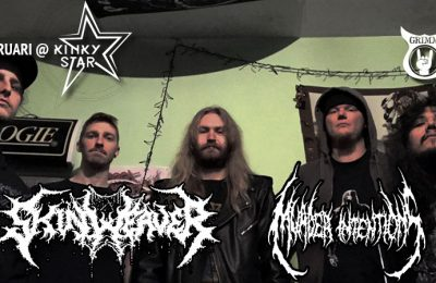 Skinweaver and Murder Intentions at Kinky Star