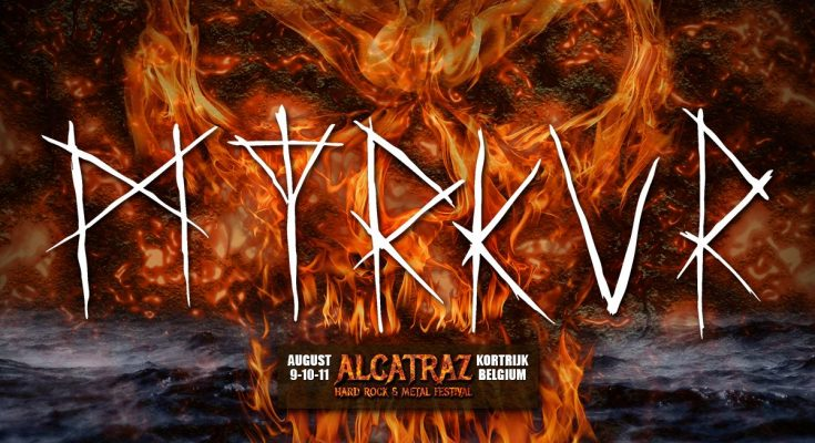 Myrkur at Alcatraz 2019!