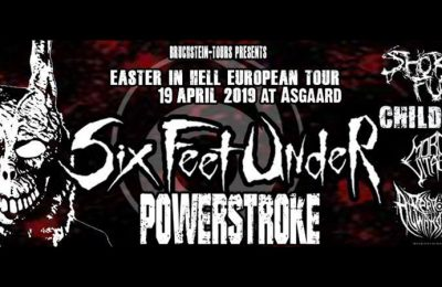 Six Feet Under and Powerstroke at Asgaard