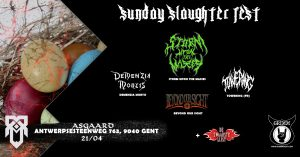 Sunday Slaughter Fest at Asgaard