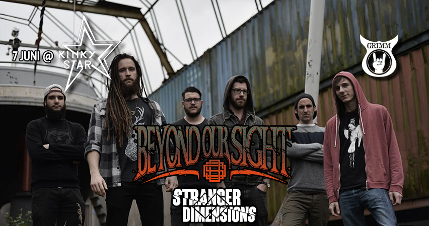 Beyond Our Sight and Stranger Dimensions at Asgaard